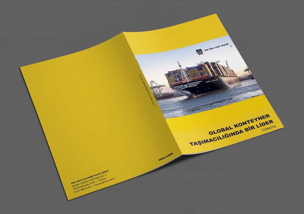 Katalog Baskı İzmir