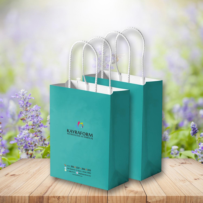 Promosyon karton çanta İzmir